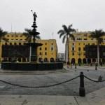 Foto del Centro Histórico de Lima.