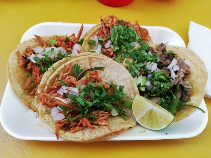 Comiendo en Cancún con poco presupuesto.