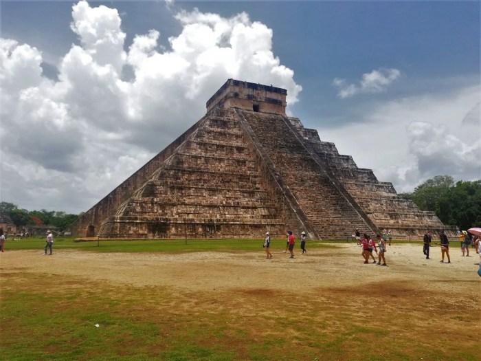 Zona Arqueológica Chichén Itzá.