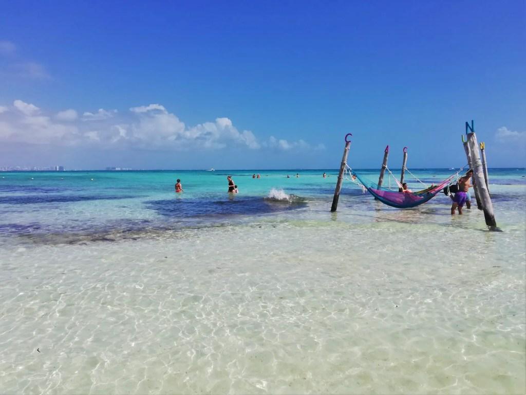 Viajar sola a México: Cancún.