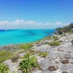 Zona sur de Isla Mujeres.