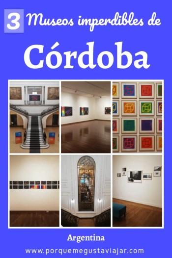 Pin 3 Museos imperdibles de Córdoba.