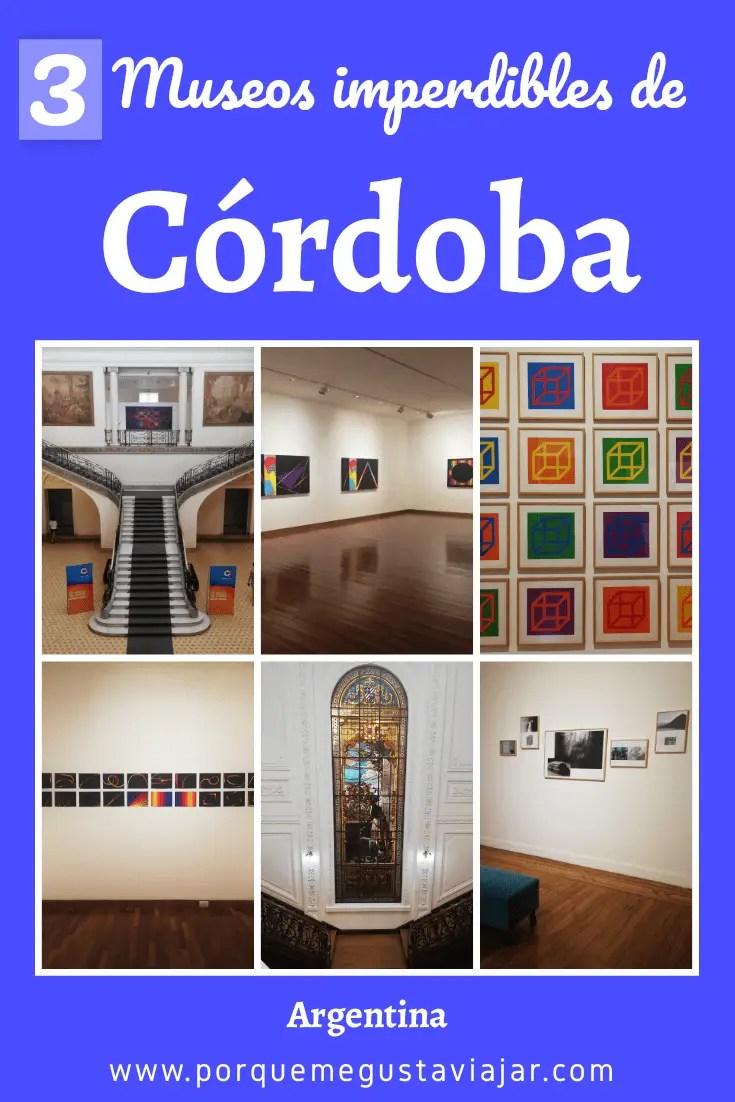 3 Museos imperdibles de Córdoba Argentina