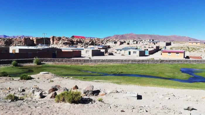 Pueblo Villamar, Bolivia.