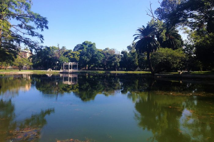 Parque Sarmiento, Córdoba.