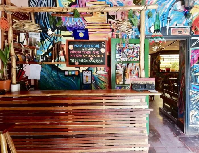 Hostal Puerta Verde en Humahuaca.