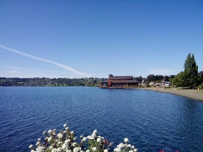 Lago Llanquihue, Frutillar.