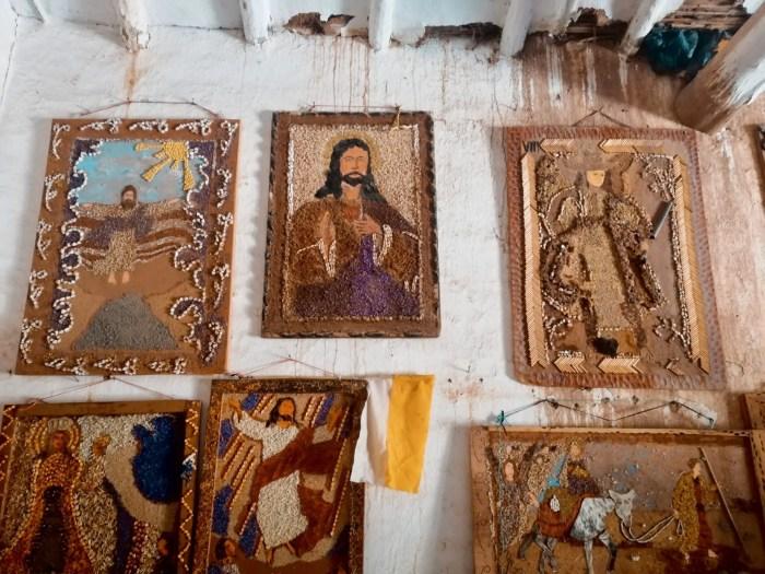 Cuadros religiosos Jujuy.