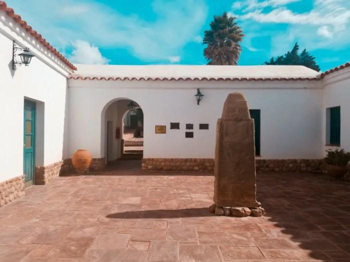 Museo Arqueológico de Tilcara.