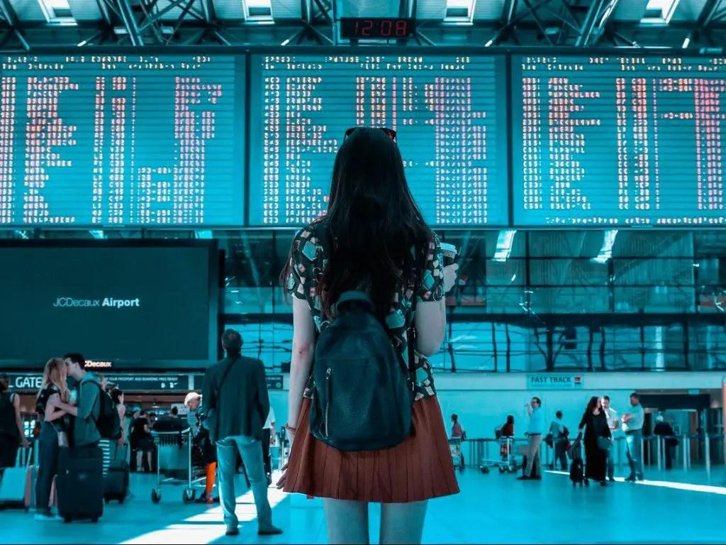 Películas sobre mujeres que viajan solas