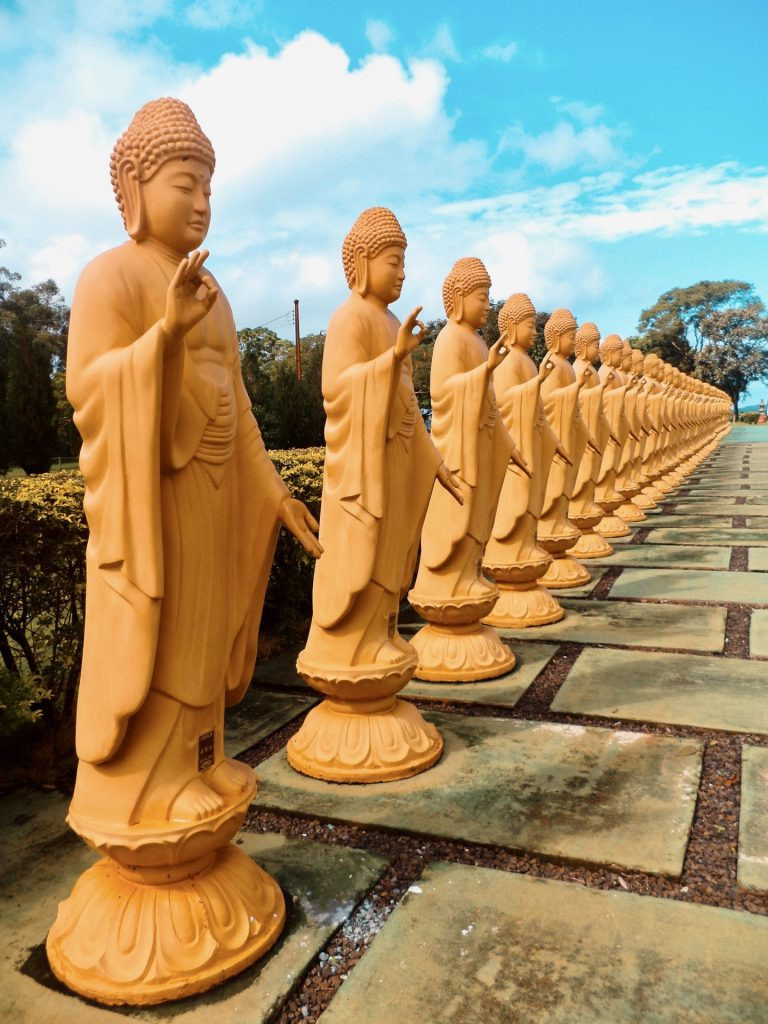 Budismo en Brasil.