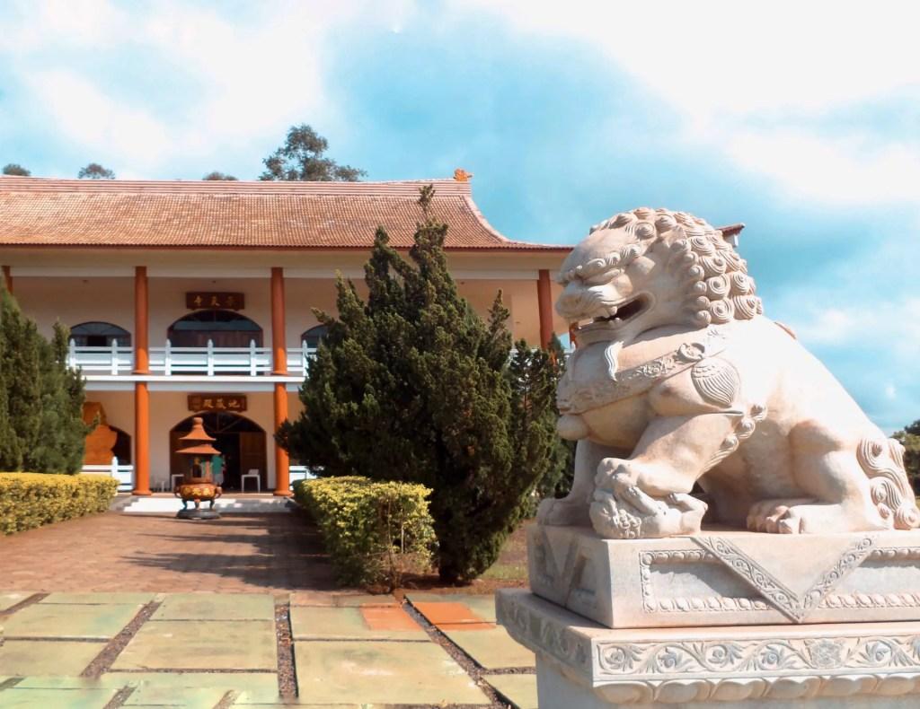 Budismo en Foz do Iguaçu