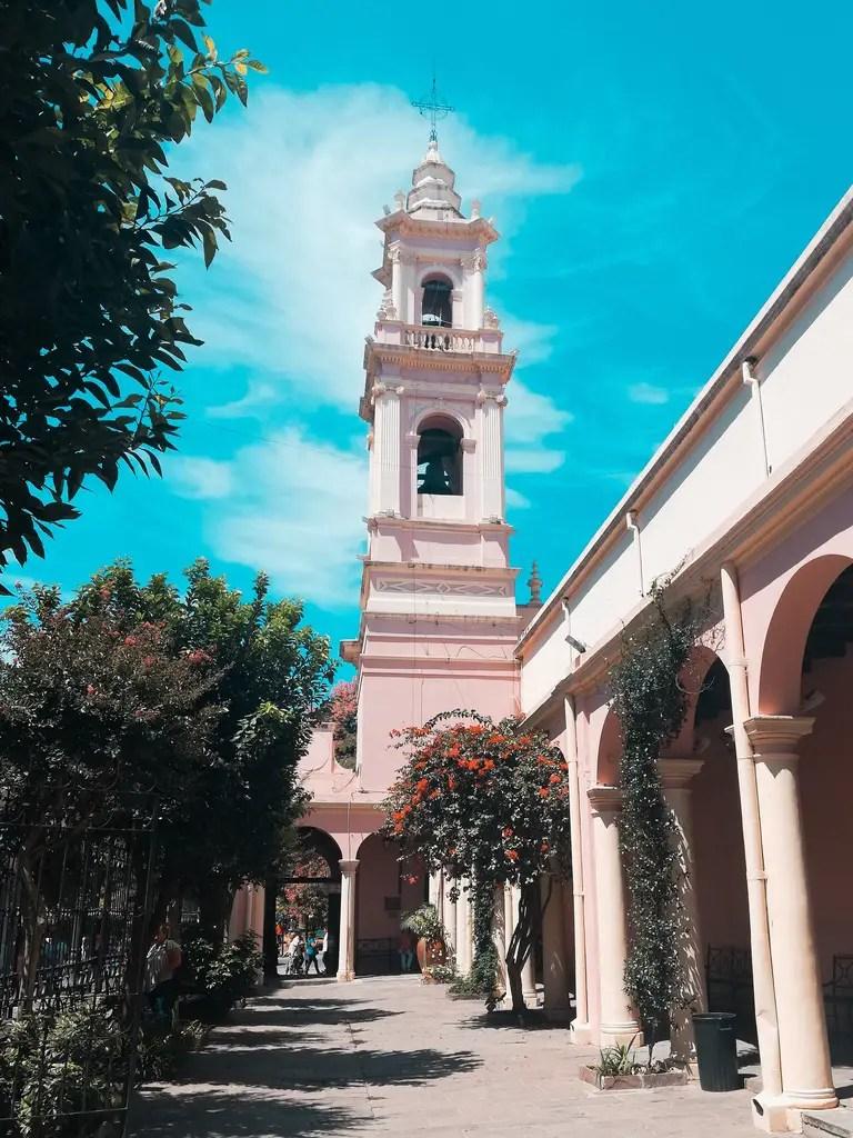 Catedral de Salta.