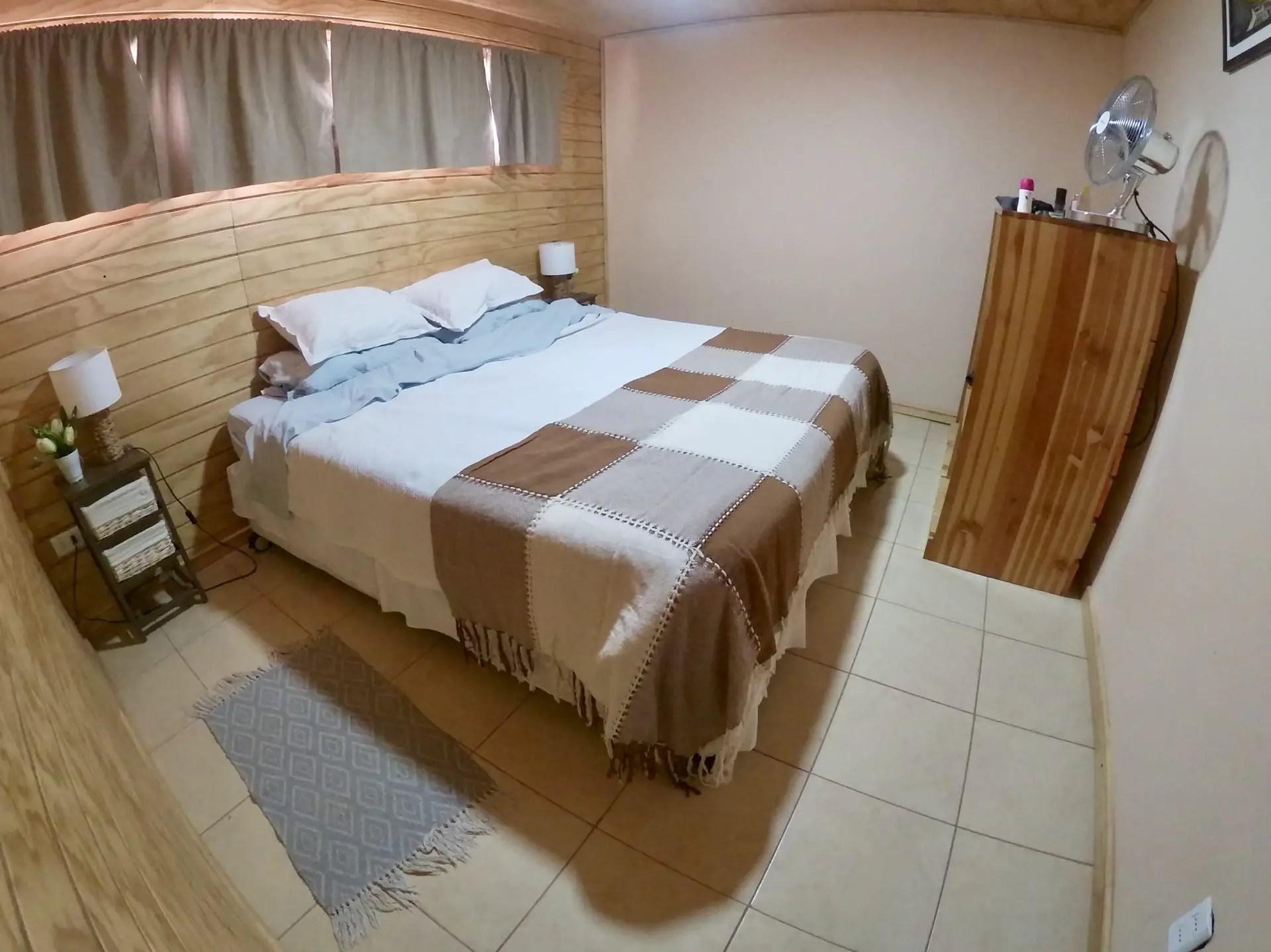 Airbnb en San Pedro.