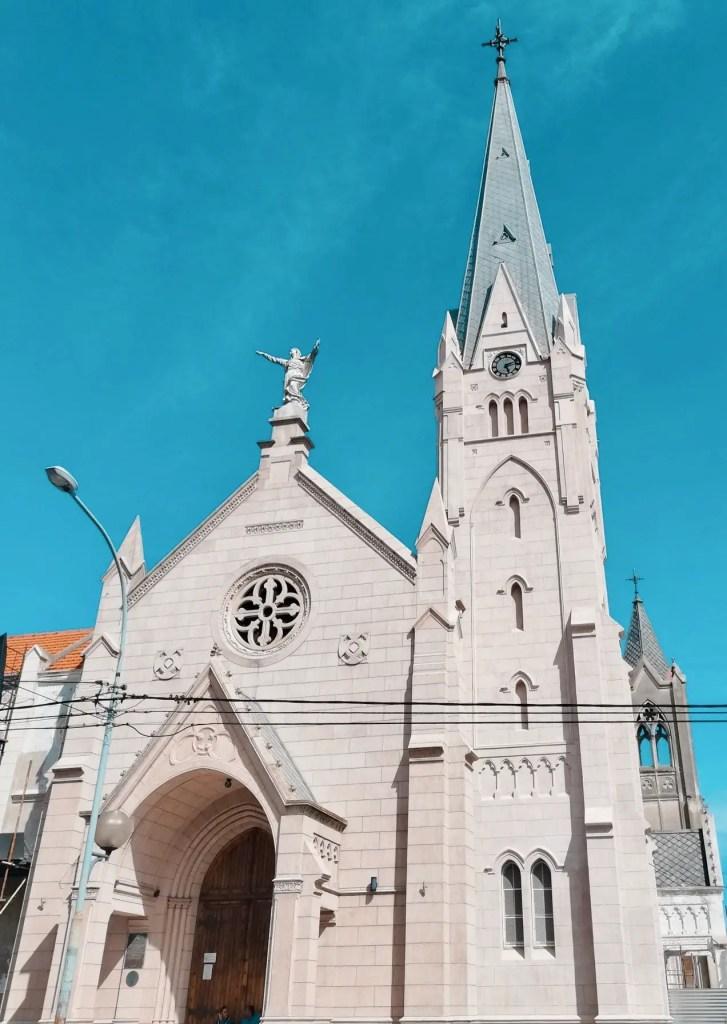 Iglesia Stella Maris.