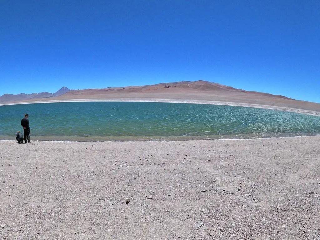Laguna Verde, Chile.