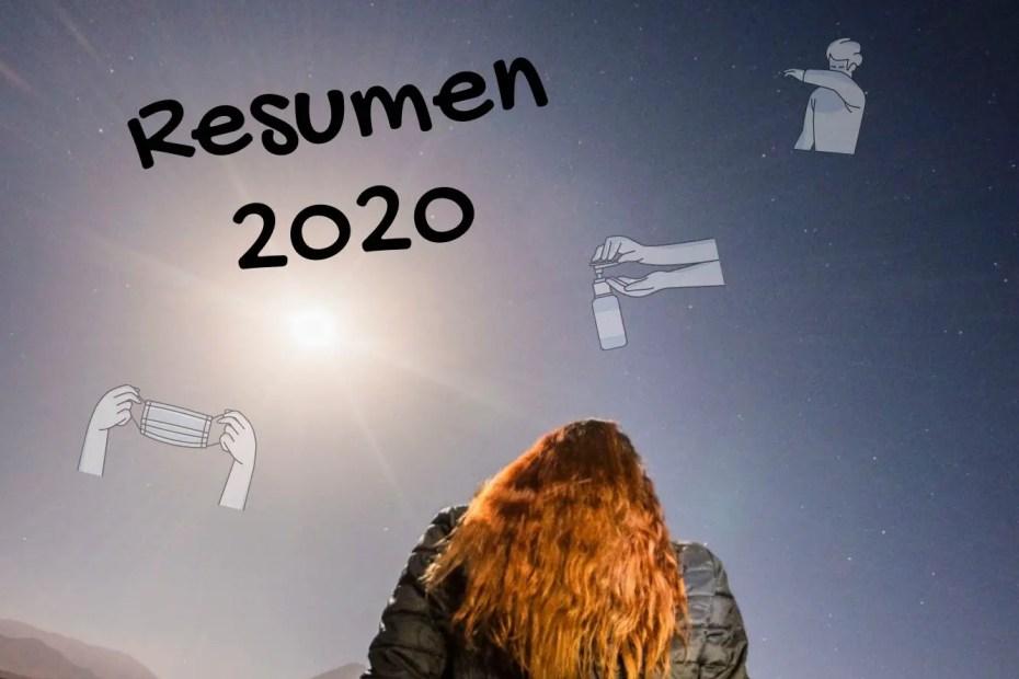 Resumen viajero 2020.