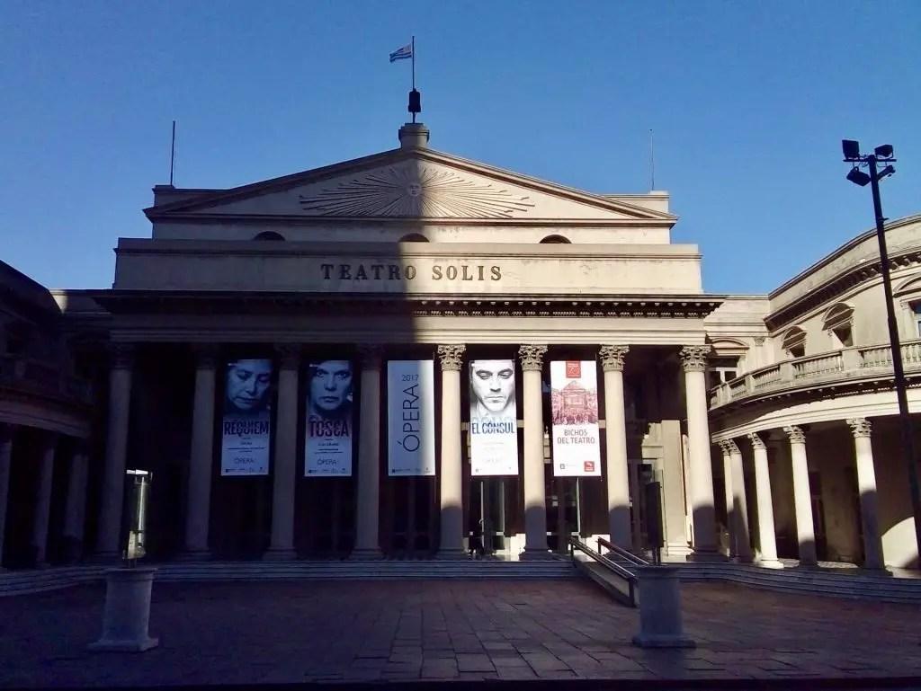Teatro Solís.