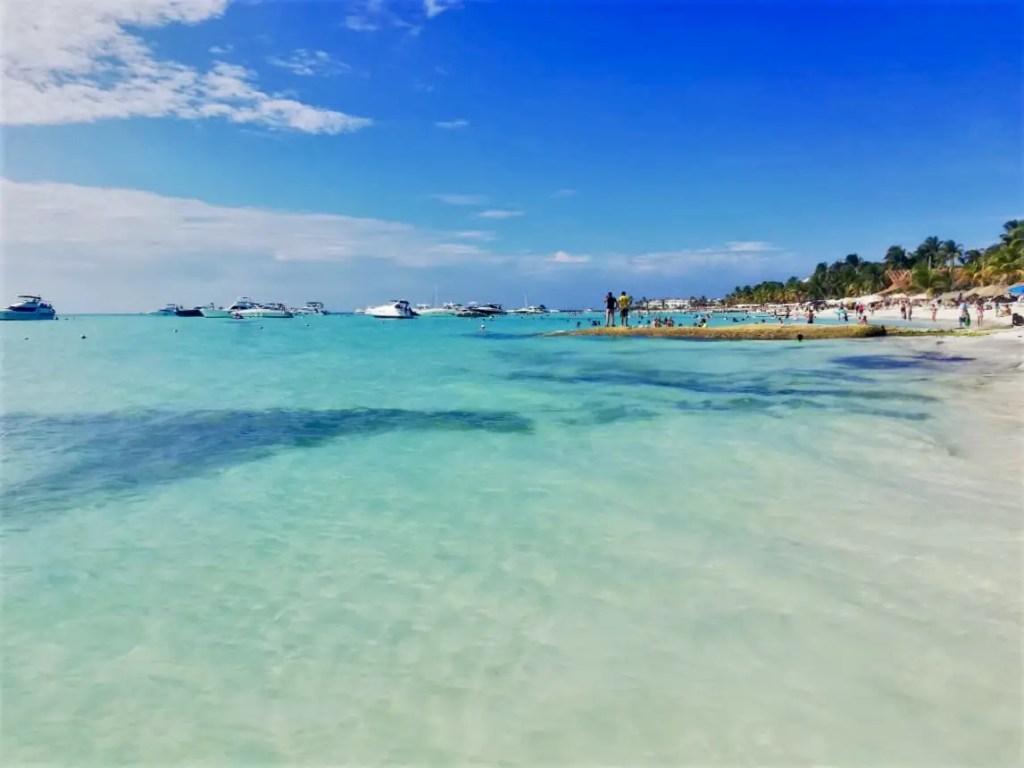 Como llegar a Isla Mujeres desde Cancún.