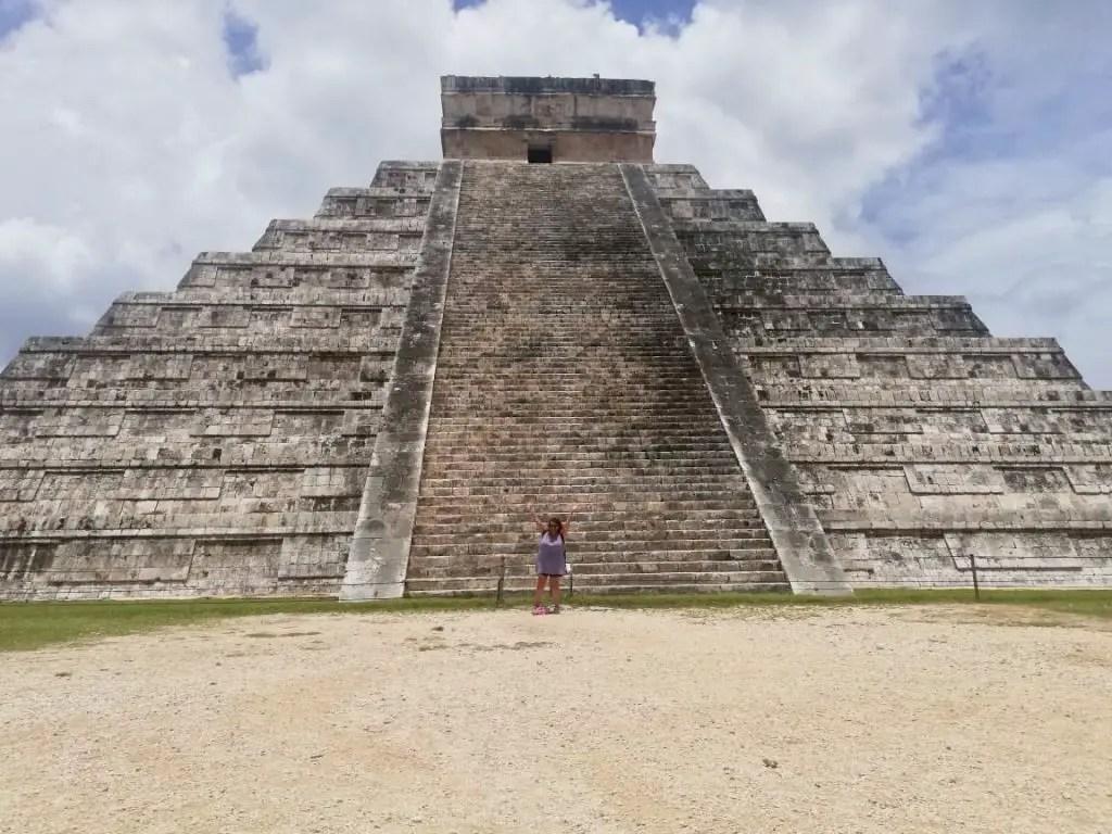 Chichén Itzá, una maravilla del mundo de latinoamerica.