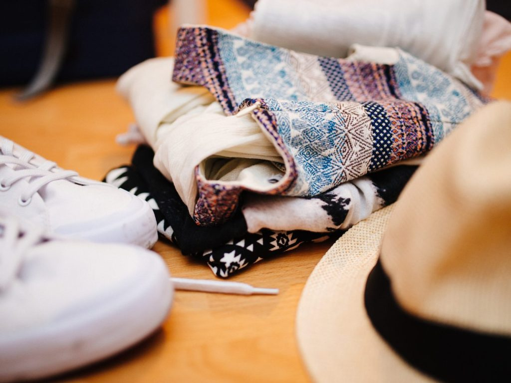 7 artículos para hacer tu equipaje en forma eficiente