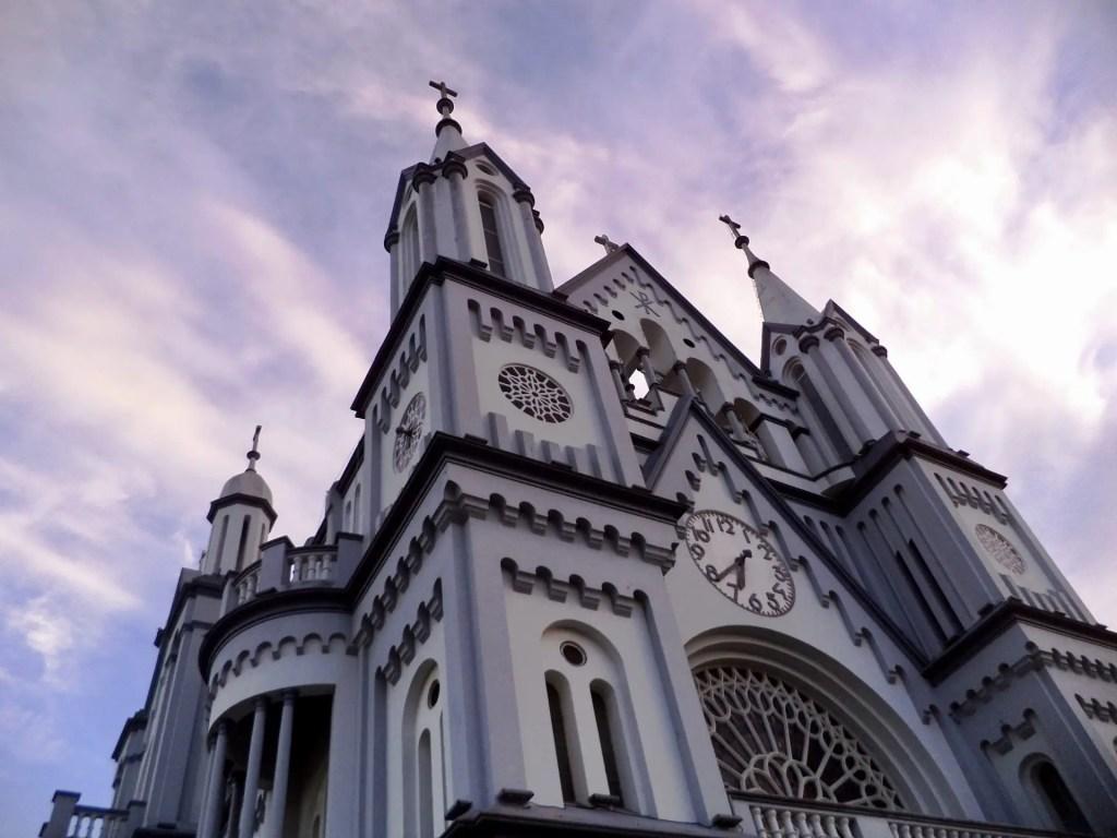 Iglesia Matriz de Itajaí.