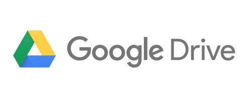 Logo de Google Drive.