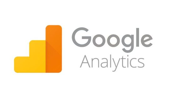 Logo de Google Analytics.