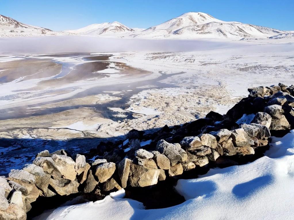 Cómo es viajar a San Pedro de Atacama en invierno (con nieve)