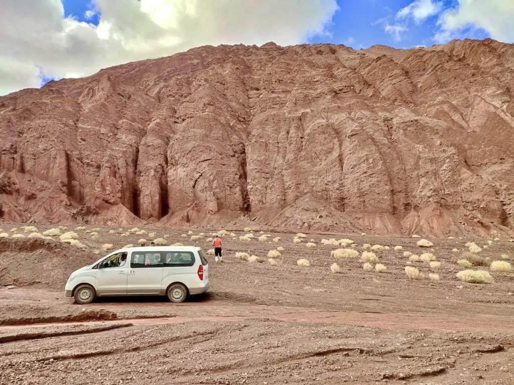 Sector Matancilla San Pedro de Atacama.