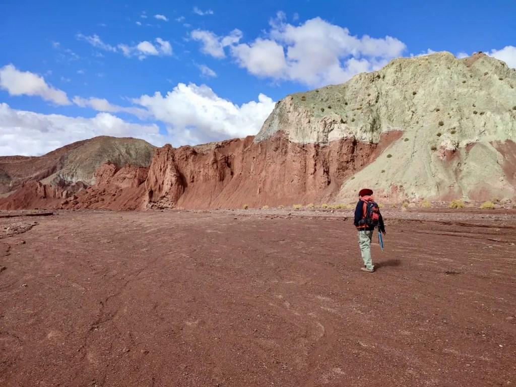Excursion desde San Pedro de Atacama, Chile.