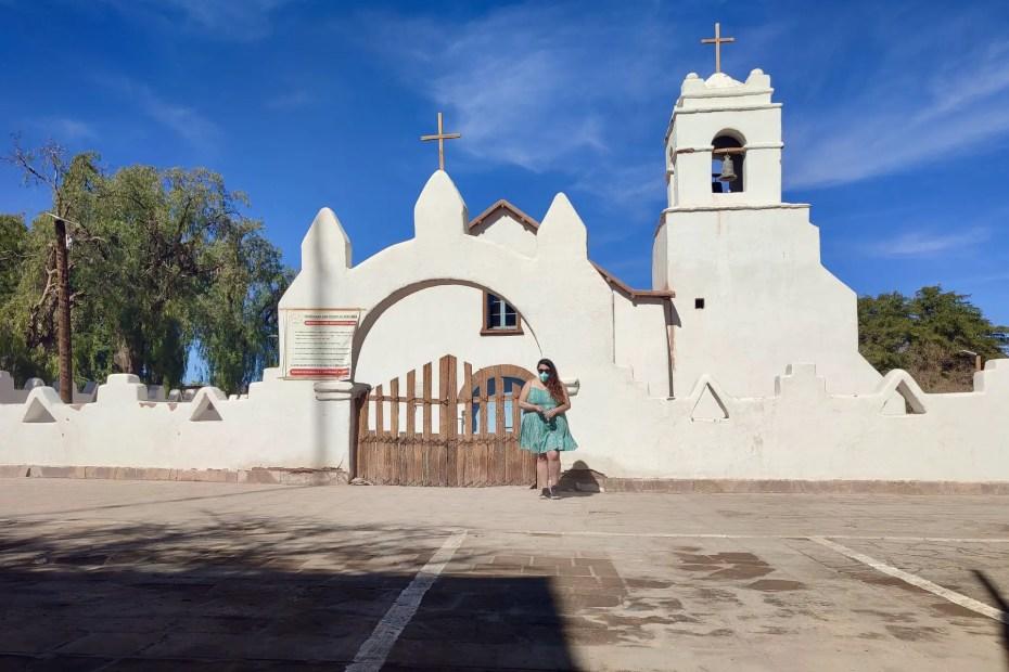 Viajar a San Pedro de Atacama en 2021.