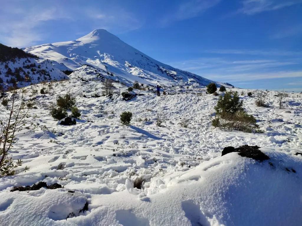 Volcán Osorno.