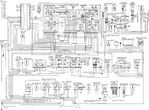 Wiring Diagram Type 928 S Model 84 page  Flow Diagram