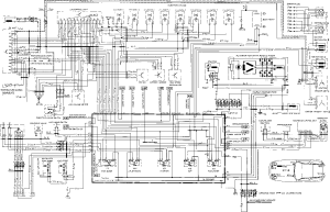 Wiring Diagram Type 928 S Model 85 page  Flow Diagram