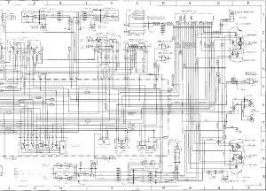 Wiring Diagram lype 928 S Model 88 page  Flow Diagram