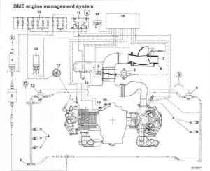 Engine Management General  Porsche 911 1984 1989