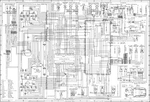 Wiring Diagram Type 928 S Model 86 page  Porsche 928 Repair