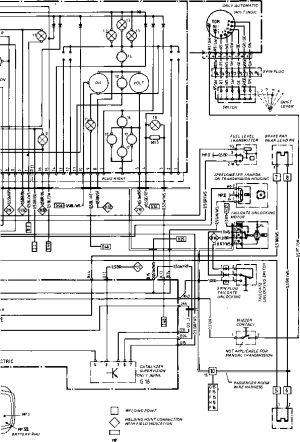 Wiring Diagram Type 944944 turbo Model 852 page  Porsche