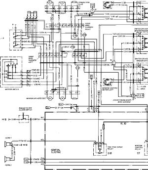PORSCHE 944 TURBO FUSE BOX DIAGRAM  Auto Electrical