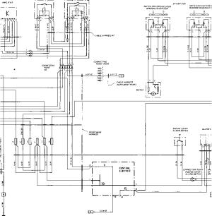 Wiring Diagram Type 924 S Model 87 Sheet  Porsche 944 Electrics