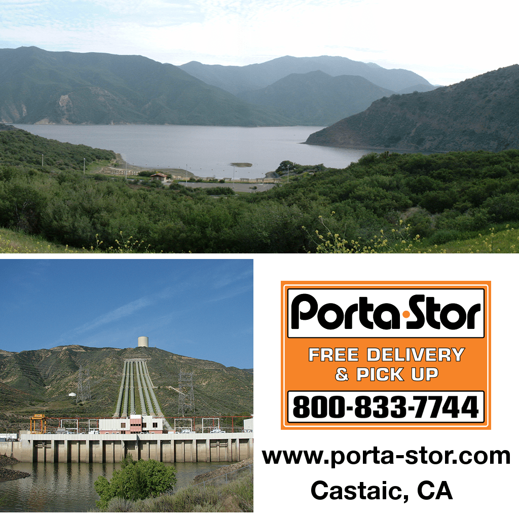 Porta-Stor Location Collage - Castaic