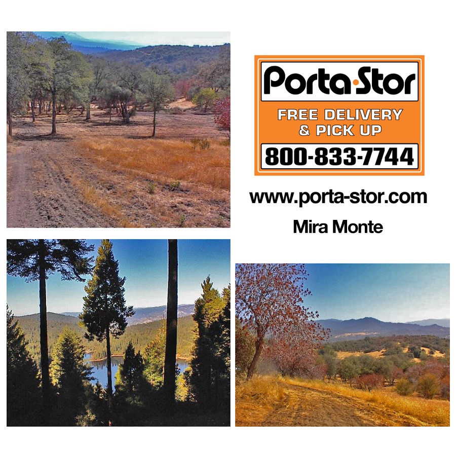 Rent Portable Storage Containers in Mira Monte