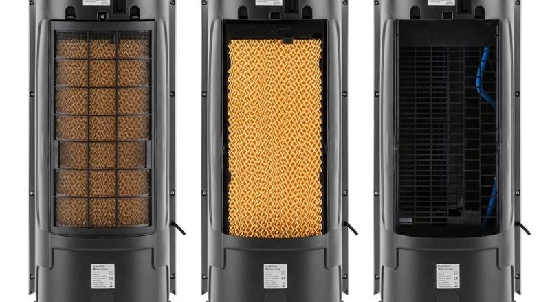 Klarstein Maxfresh WH Portable Air Conditioner and Fan : Price and offer