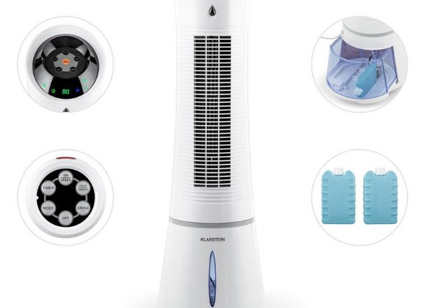 Klarstein Skyscraper Ice Portable Air Conditioner