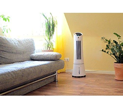 Radialight DAER0001: evaporative cooler