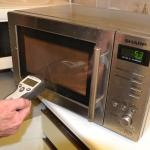PAT Test Microwave