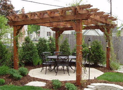 What Is A Pergola