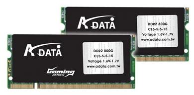 A-DATA DDR2 800MHz Cas 5