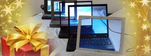 Sélection ordinateurs portables 2010